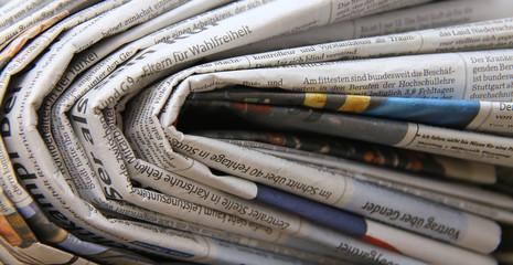 Zeitung Journalismus