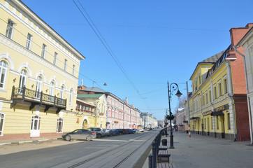Нижний Новгород, улица Рождественская