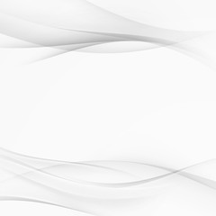 Smooth abstract modern swoosh wave background