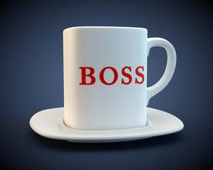 chief's mug
