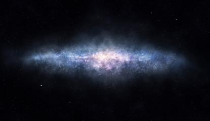 Galactic edge