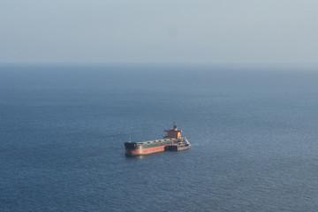 Oil tanker / ship - ocean