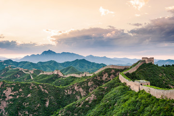 Wall Mural - great wall