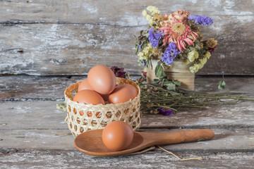 Still Life eggs