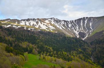 Le Grand Serre (Belledonne / Isère)
