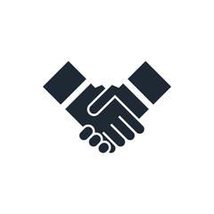 icon handshake