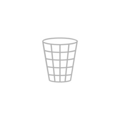 Simple icon basket.