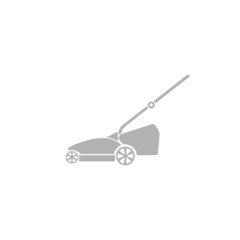 Simple icon lawn mower.