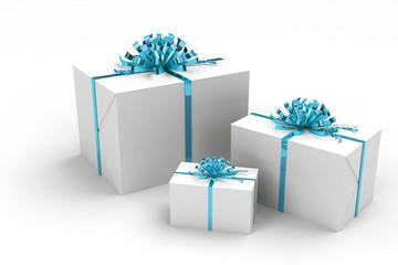 3D Geschenkbox