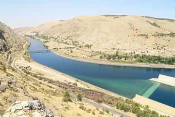 Ataturk Dam in Turkey