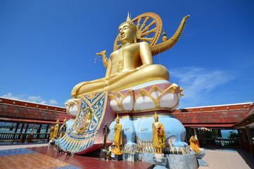 Buddha in Thailand  - Koh Samui