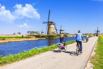 activities in Holland countryside