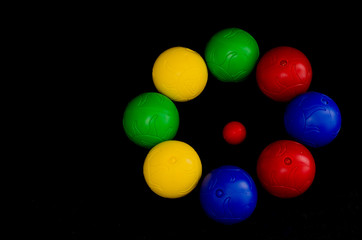 palle da bocce