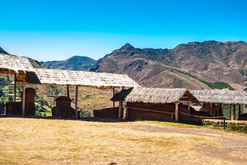 Old Village, Cusco, Peru