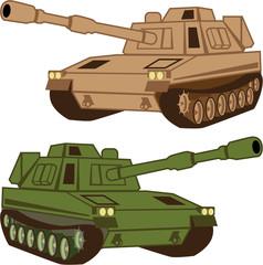 Massive Tank