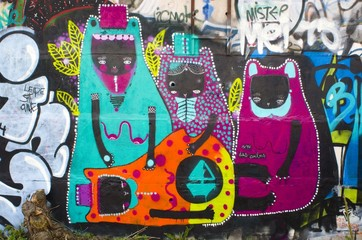 Graffiti Kunst @ miket