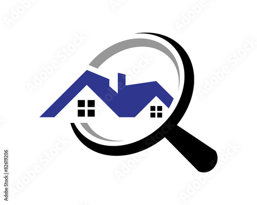 Home Inspection Logo Stock Image And Royalty Free Vector Files On Pic 82619206