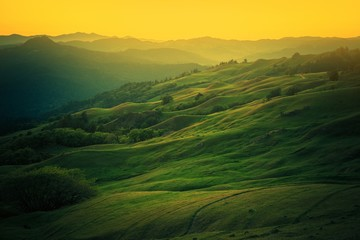 Wall Mural - Northern California Landscape