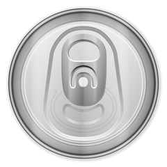 Drink can top