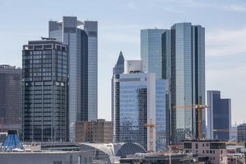 frankfurt am main skyscraper