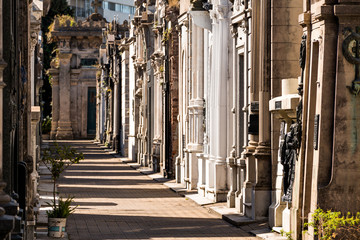 Friedhof Recoleta, Buenos Aires Argentinien