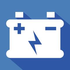Logo batterie.