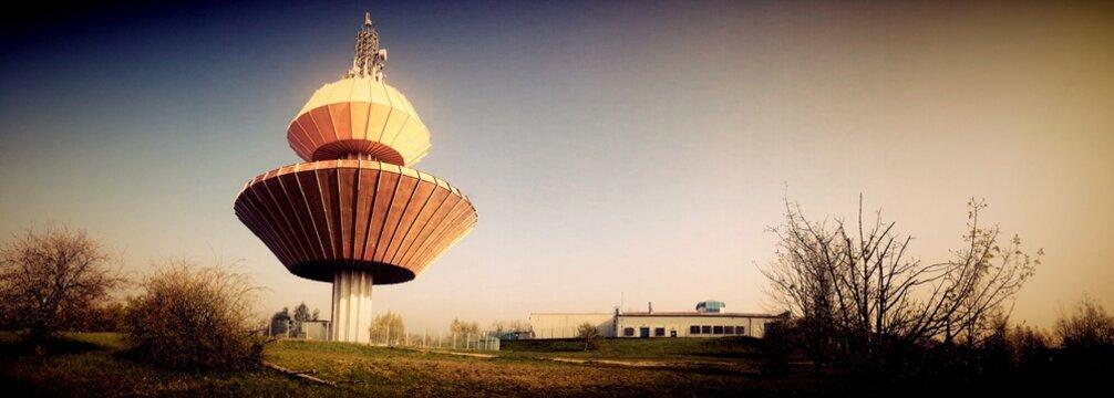 Czech waterworks - Teplice City