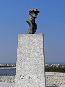 Wright Brothers National Memorial in Kill Devil Hills, 2008