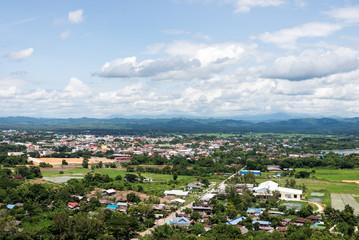 Development city