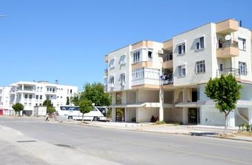 Siedlung in der Türkei