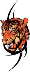 tigre tribale