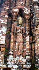 My Son, Ancient Hindu tamples of Cham culture in Vietnam