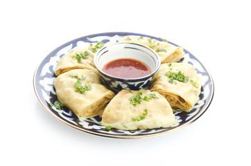 Traditional dumplings