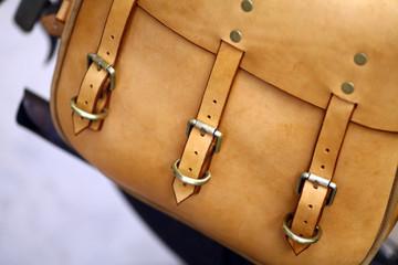 Vintage leather bag