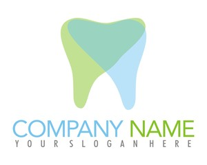 tooth dental health logo image vector