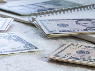 アメリカドル紙幣