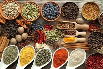 Fototapeta Aromatic spices. obraz