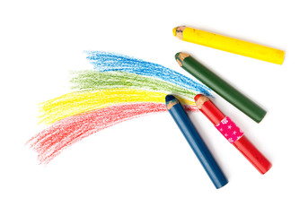 Kids Drawing and Pencils