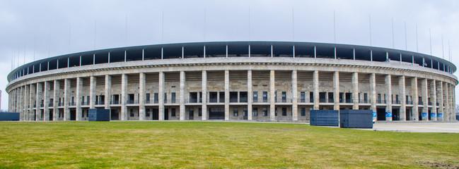 berlin olympic stadium.