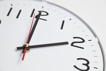 Zwei Uhr