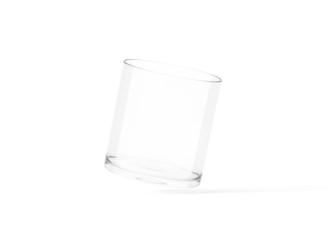 Glas Wasser leer Vorlage
