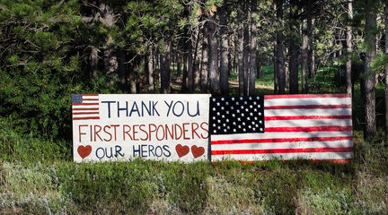 A heartfelt response from victims of the Black Forest fire