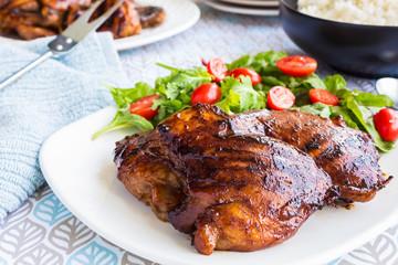Hawaiian Guava Chicken