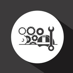 Engineer icon design