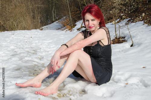 ragazza nudi