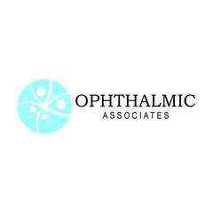 eye optic vision abstrac logo company