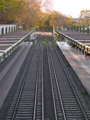 Thissio metro station