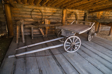 Old cart horse