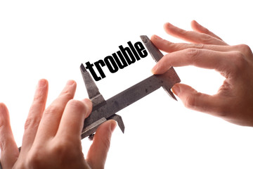 Small trouble