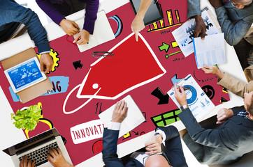Brand Marketing Advertising Identity Business Trademark Concept